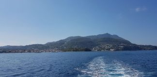 Leaving Ischia